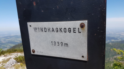 Der Windhagkogel